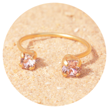 -artjany ring vintage rose gold-2