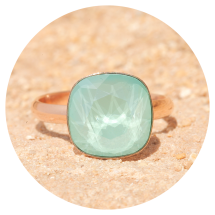 -artjany ring mint green-21