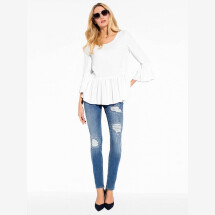-Feminine white blouse-21