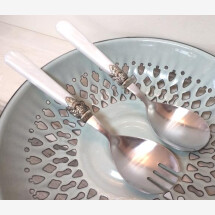 -Salad set Linas RoyalSet of 2-2