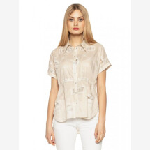 -summer cotton blouse with knitwear-21