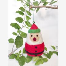 -Handmade Christmas Ornament_Santa-21