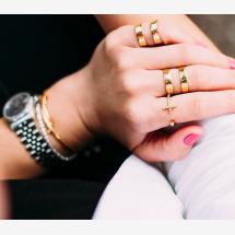 -Ring Individual Gold-21