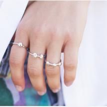 -Ring 3 Pepitas Silver-22