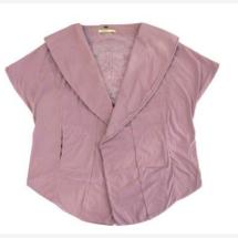 -Doeble Wrap Dusty Pink by Ku Ambiance-21