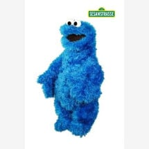 -Hand puppet cookie monster 45 cm-21