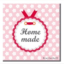 "-""Home Made"" paper napkins Krasilnikoff-2"