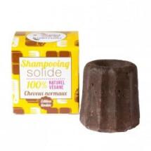 -Lamazuna Firm shampoo for normal hair // chocolate-21