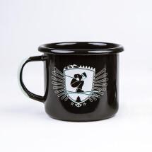 -Ski enamel mug-20