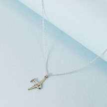 -Airplane Necklace-21