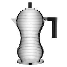 -Medium 3 cups Pulchina Espresso Maker in Black-21