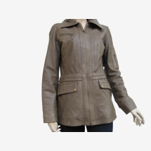 -Ladies leather jacket from Sticks and Stones-2