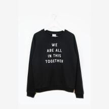 -Sweatshirt TOGETHER black-21
