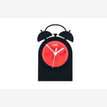 -Record table clock alarm clock-20