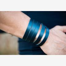 -Leather Cuff Bracelet-21