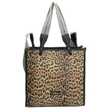 -Leopard print bag vegan-21