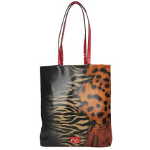 -Large zebra bag from Nobo-21