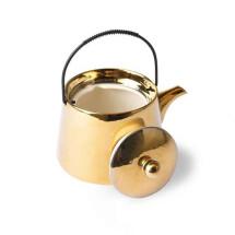 -Gold teapot HKliving-21