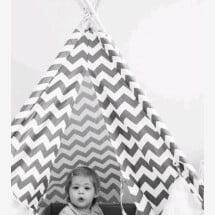-cool tepee / play tent childwood-22