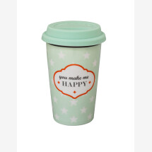 -To Go Travel Mug Stars YOU MAKE ME HAPPY Mug-20
