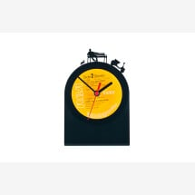 -Record table clock Dolce Vita-20