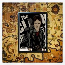 -The Clash Print A4-22