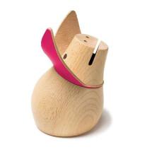 -Pink Lady Miss Piggy Money Box-21