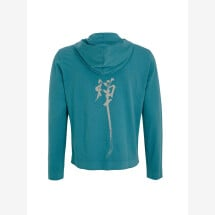 -Hoody Turquois Zen by K Ambiance-21