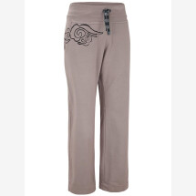 -French Terry Pants Light Gray Cloud by Ku Ambiance-21