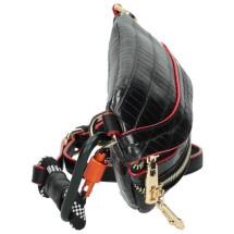 -Modern shoulder bag hip black-21