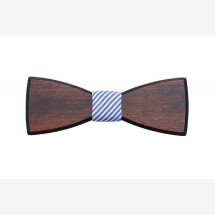 -BeWooden Virilem wood bow tie-23