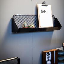 -Mesh Wall Shelf-24