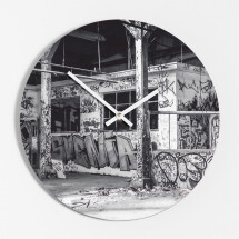 "-Wall clock ""RAW Berlin""-21"