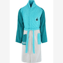 -WAVE HAWAII BATHROBE TRES-21