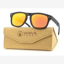 -WAVE HAWAII glasses box made of cellulose-21