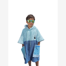 -WAVE HAWAII bath poncho bathrobe Maxi-21