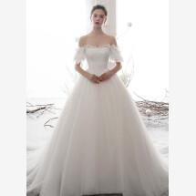-Princess wedding dress Carmen-21