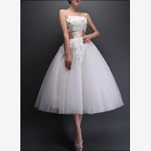 -Vintage Brautkeid with lace-24