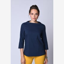 -Blouse top back to basic blue-21