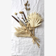 -Natural dried flowers bouquet-21