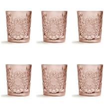 -Cocktail / Whiskey Tumbler Rose Set of 6-21