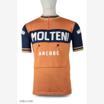 -MOLTENI vintage style wool cycling jersey-26