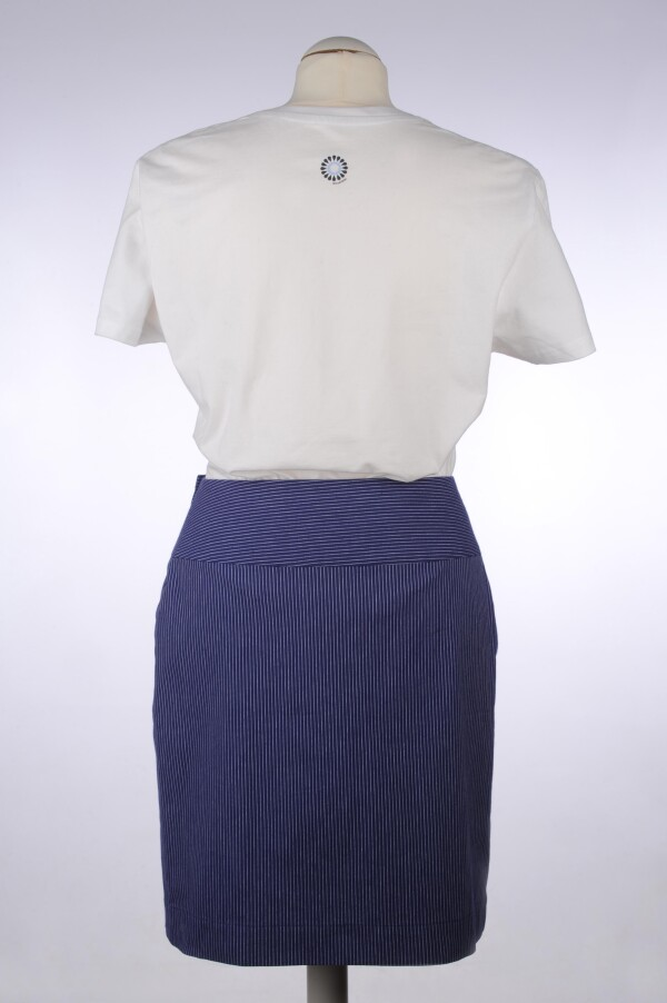 Tiny blue skirt | Winzerblau