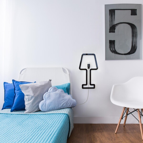 ColoredSHAPE Wall lamp - Color | Sabrina Fossi Design