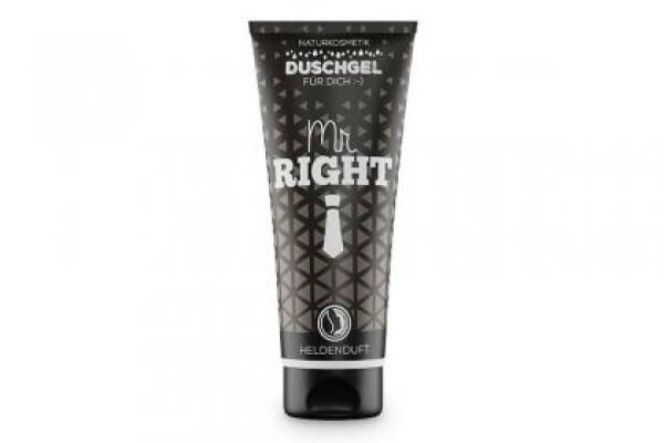 Shower gel for you MR Right   WohnGlanzVilla