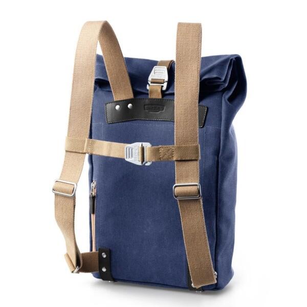 Pickwick Canvas Backpack-dark blue / black | Maßrad Köln GmbH