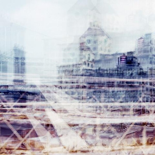 Moving Brooklyn Bridge New York by Franzel Drepper | Photocircle