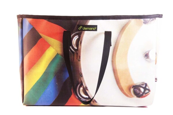 Brompton Bag Miramar // Rainbow | Demano