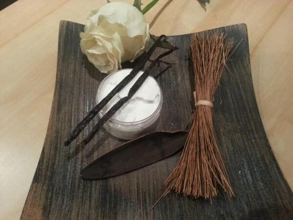 Coco vanilla butter | Simones Seifenmanufaktur