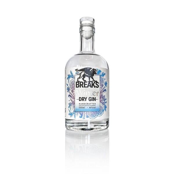 Breaks Gin Winter Edition 500ml | Breaks Gin Manufaktur